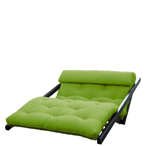 Schlafsofa Figo 120 Kiefer Wengé Lime 120x200cm Jetzt bestellen - wohnzimmer couch günstig