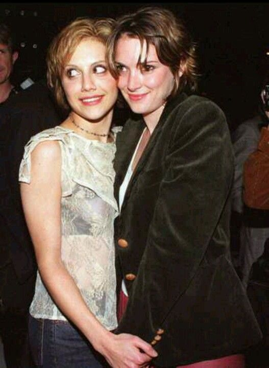 Winona Ryder And Brittany Murphy Brittany Murphy & ...