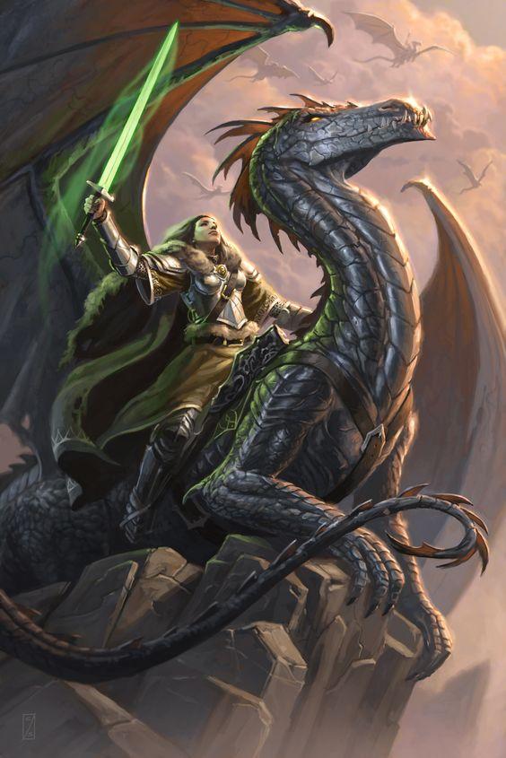 dragon laton