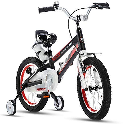 Kids Bicycle with Training Wheels 12//14//16//18 inch Kids Bike  Boys /& Girls