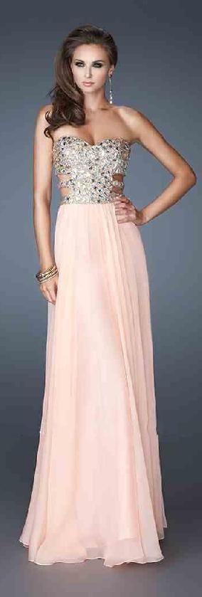 Elegant Sleeveless Natural Chiffon A-Line White Evening Dresses In Stock Prom Dress Prom Dresses