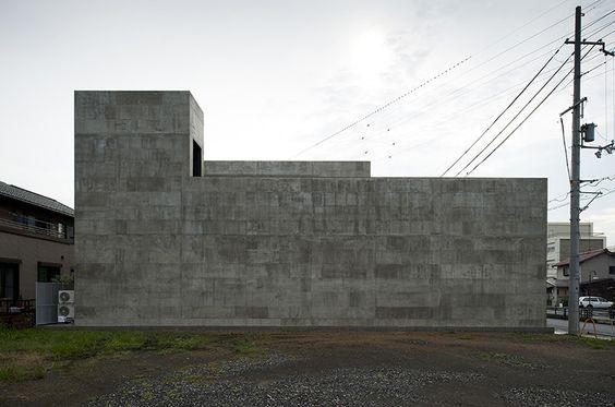 WORKS ::: 静謐な家 ::: House of Silence ::: FORM / Kouichi Kimura Architects ::: フォルム・木村浩一建築研究所