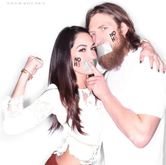 Brie Bella and Daniel Bryan!! WWE