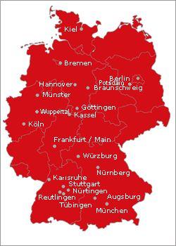 Verbände Niedersachsen / Bremen