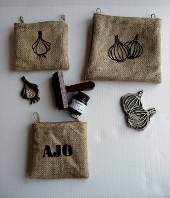 jute bags gift bags belle onions potatoes projects love the gifts ...