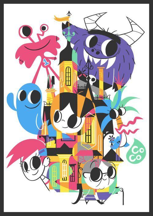 Cartoon Tribute 2 Foster S Home For Imaginary Friends Caarton Friend Cartoon Cartoon Network Art Foster Home For Imaginary Friends