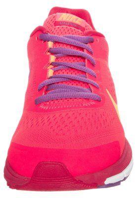 This should be my next running shoe! Nike Performance - ZOOM STRUCTURE+ 17 - Laufschuh Stabilität - laser crimson/atomic orange/red volt