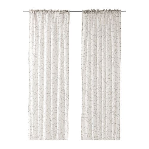 Curtains And Ikea On Pinterest