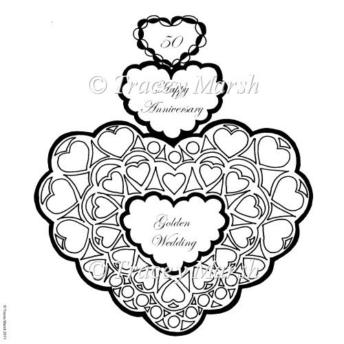 Coloring Anniversary Coloring P And Subtleshift Page Awesome Coloring Sheets Hello Kitty Awes Happy Annive Coloring Pages Cute Coloring Pages Happy Anniversary