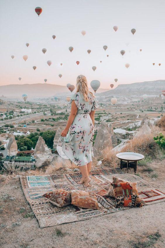 TRAVEL DIARY: Cappadocia, Turkey | Göreme | Türkei | Kappadokien - Leonie Löwenherz