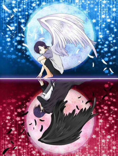 Oh my god I love this Lucifer fanart. | Hataraku Maou-sama