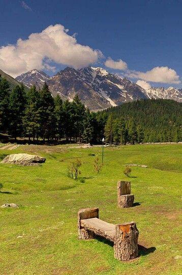 Rama Meadows, Gilgit Pakistan...!