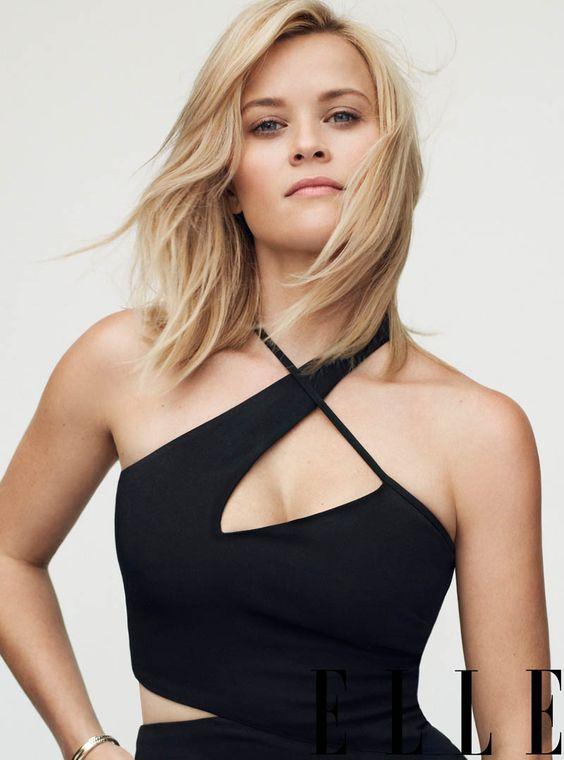 Reese Witherspoon, Penelope Cruz, Shailene Woodley + Melissa McCartney for Elle November 2013 Cover Story
