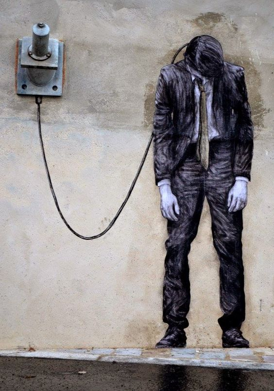 "Levalet unveils ""Reload"" on the streets of Paris, France"