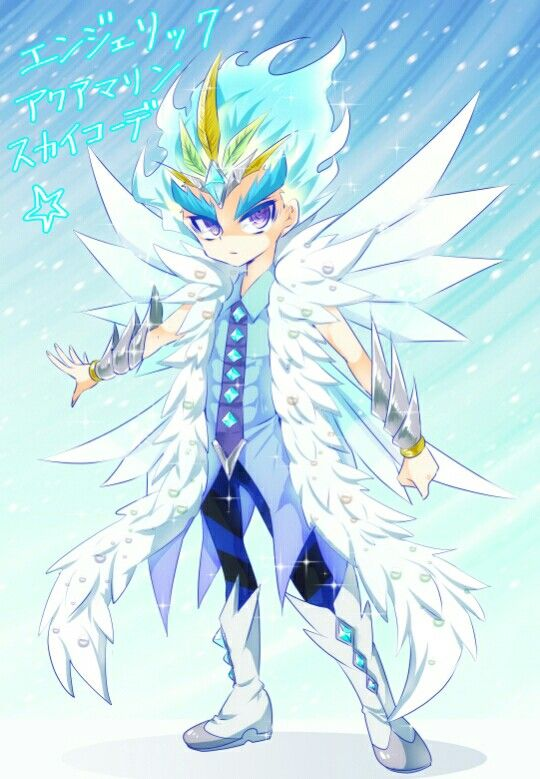 Lui The Ice King So Fabulous Xd Anime Anime Undertale Beyblade Characters