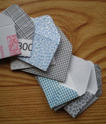 mini envelopes using envelope security patterns