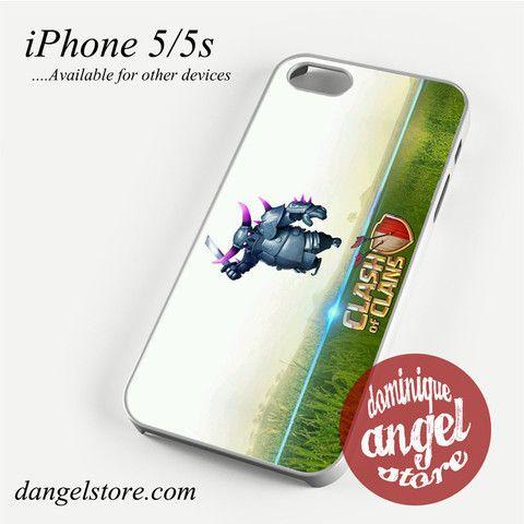 Clash of Clans Pekka (2) Phone case for iPhone 4/4s/5/5c/5s/6/6 plus