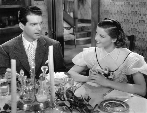 Walter Plunkett - Costumes - Katharine Hepburn et Fred MacMurray - Désirs Secrets - 1935