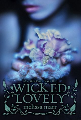 My Review for Wicked Lovely by Melissa Marr. Before I thought faeries were kind but now I've learned from this book that they can be badass!