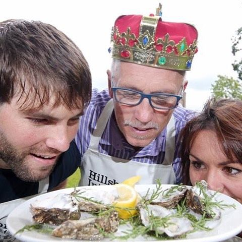 Double Trouble for Oyster Eating Champion!!! World Oyster Eating Champion Colin Shirlow returns to the stage tomorrow to defend his title in the Turkish Airlines World Oyster Eating Championship at the Hillsborough International Oyster Festival against two professional eaters Michelle Lesco and Adrian The Rabbit Morgan who have flown in from the USA to try and take the title from this local Dromore man. Last year Colin beat his own world record by eating 235 oysters in three minutes; two…