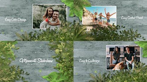 Moments Slideshow 24479886 - Project for After Effects (Videohive)