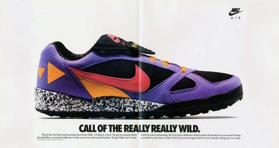 Nike Air Terra