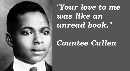 An Annotation of Incident by Countee Cullen - Essay Example
