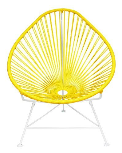 Innit Designs Baby Acapulco Chair, Yellow Weave on White Frame Innit http://www.amazon.com/dp/B008ESBQDK/ref=cm_sw_r_pi_dp_k6woub1RFQ8QN
