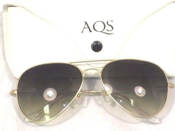 AQS Sunglasses Mason Brown ,Aviator Sunglassses, Aqua Swiss  #AQS