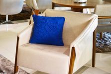 Almofada Azul