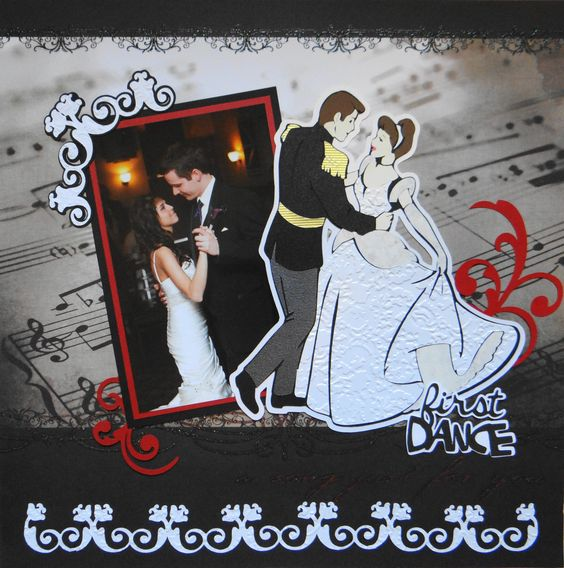 First Dance - LHP - Scrapbook.com
