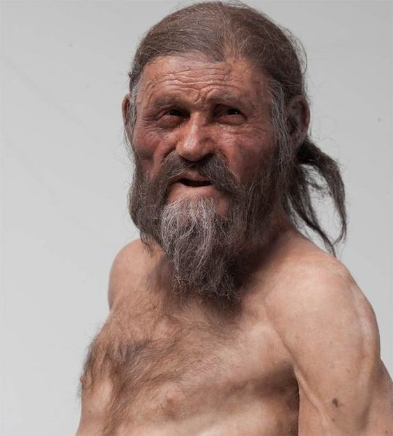 A New, Old ManCredit: © South Tyrol Museum of Archaeology/Foto OchsenreiterÖtzi, the 5,300-year-old mummy from the Alps, has a new face. He's older than Jesus!