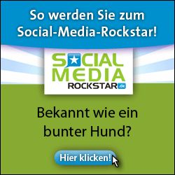 Nur wenn Du sichtbar bist, kannst Du auch gefunden werden! :-)  www.social-media-rockstar.de/pin