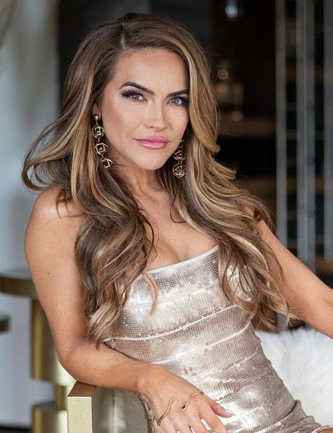 Chrishell Stause Is Focusing on the 'Positive' After Justin Hartley Split |  Gray hair beauty, Hair and beauty salon, Beautiful gray hair