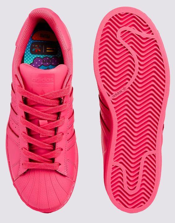 Adidas Pharrell Williams Rosas