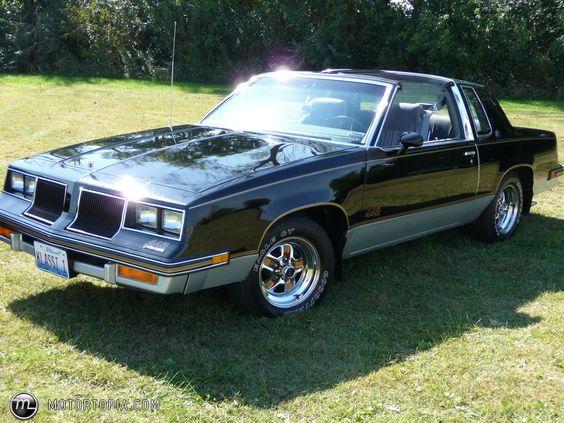 1986 Oldsmobile Cutlass 442. 86 Cutlass 442