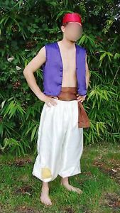 Adult Aladdin Street Rat Costume Aladdin Costumes And : adult aladdin costumes  - Germanpascual.Com