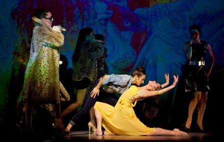 Balletlujah! At Alberta Ballet! Calgary's opening night on Wednesday was brilliant!