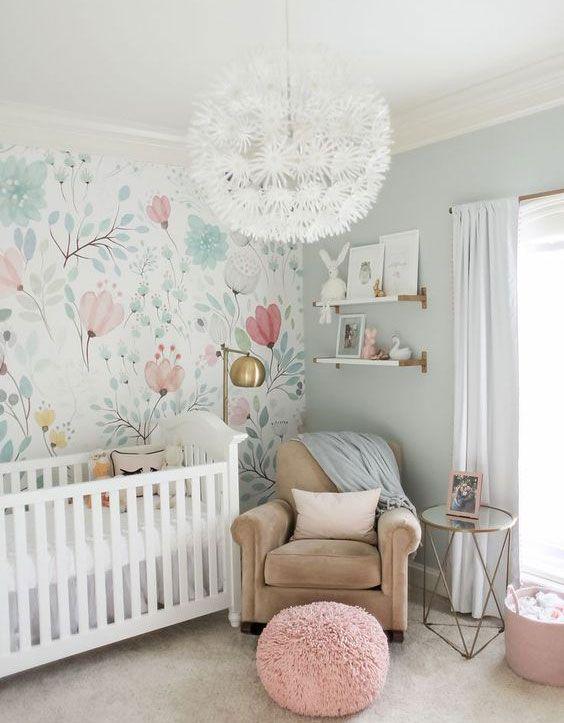 Decoración de Cuarto de Bebé: 20 Ideas Increíbles para ...