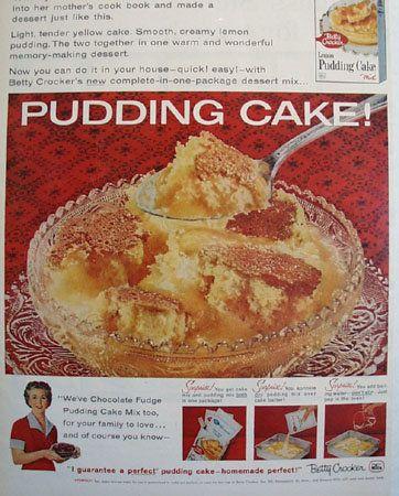 Betty Crocker Lemon Cake Mix With Pudding