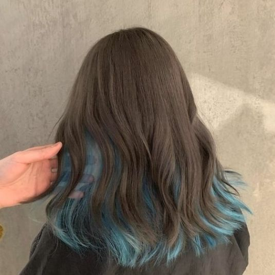 Rainbow Hair 35 Ideas And Tutorials For A Style Full Of Personality Beauty Home In 2021 Hair Styles Hair Color Underneath Hair Color Streaks