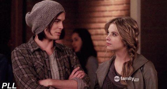 Hanna + Caleb - Pretty Little Liars: