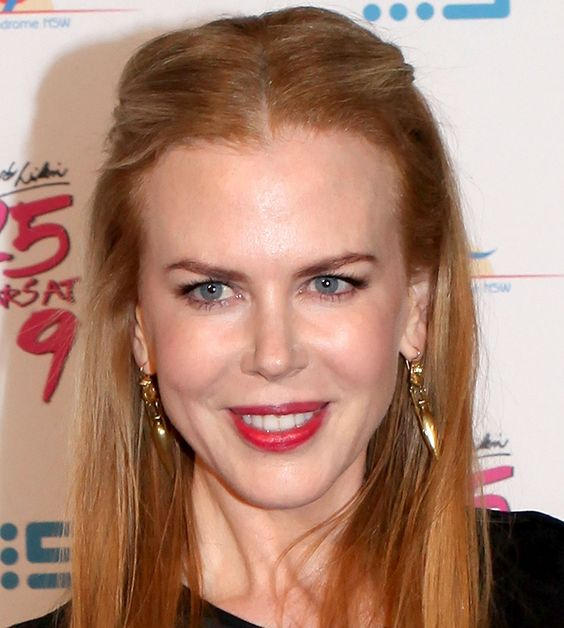 Nicole Kidman in total look Dior per beneficienza a Sidney