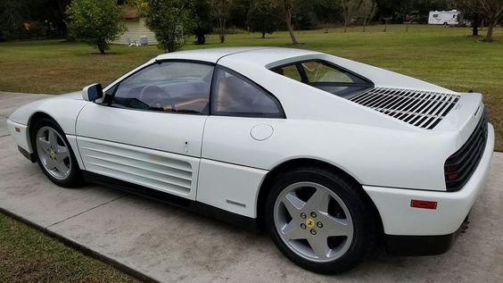 1991 Ferrari 348ts 4 Ferrari Ferrari 348 Ferrari Classic Cars