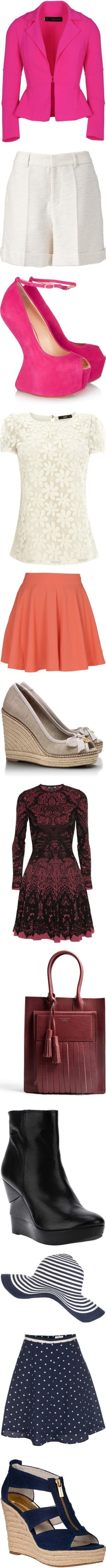 """Wedges"" by desyderia ❤ liked on Polyvore"