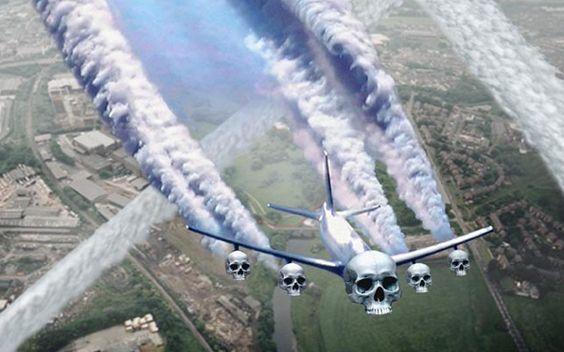 Geoengineering und Chemtrails - Wir werden durch Wettermanipulation vergiftet!