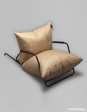 Malafor Design, Blow armchair.
