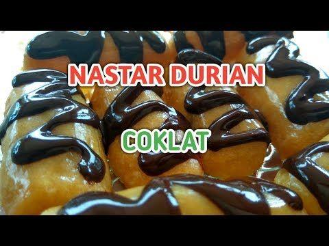 Cara Membuat Nastar Durian Coklat Teflon Youtube Durian Cara Make It Yourself