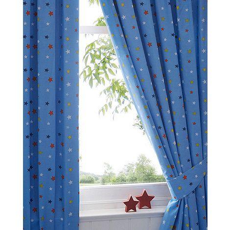 Curtains Ideas boys eyelet curtains : Kids Monkeying Around Blackout Eyelet Curtains | Dunelm | Toddler ...