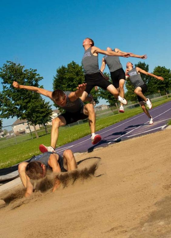 50+ Beautiful Examples of Eye catching Action Sequence Photography